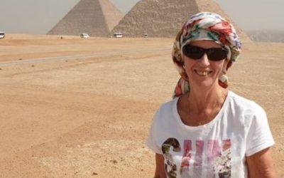 Mijn reis naar Egypte